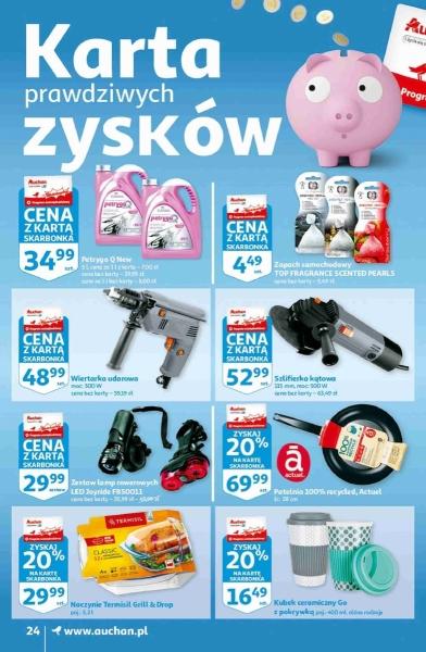 Auchan gazetka promocyjna od 2020-09-25, strona 24