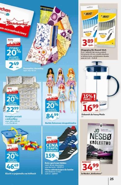 Auchan gazetka promocyjna od 2020-09-25, strona 25