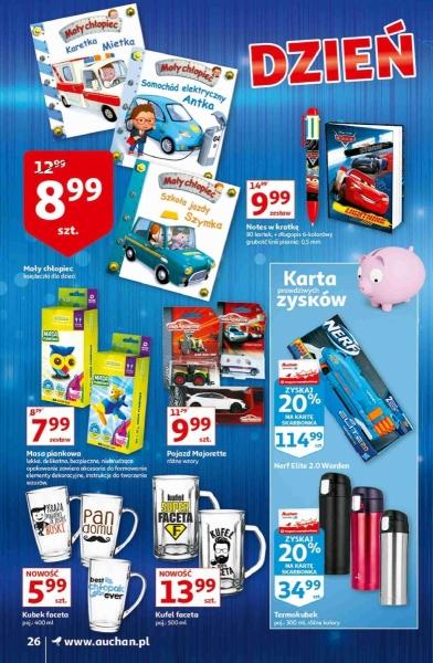 Auchan gazetka promocyjna od 2020-09-25, strona 26