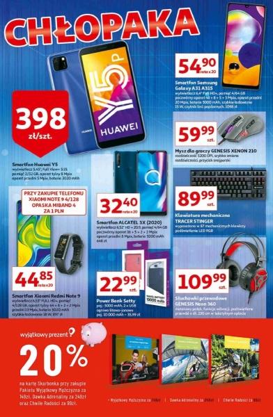 Auchan gazetka promocyjna od 2020-09-25, strona 27