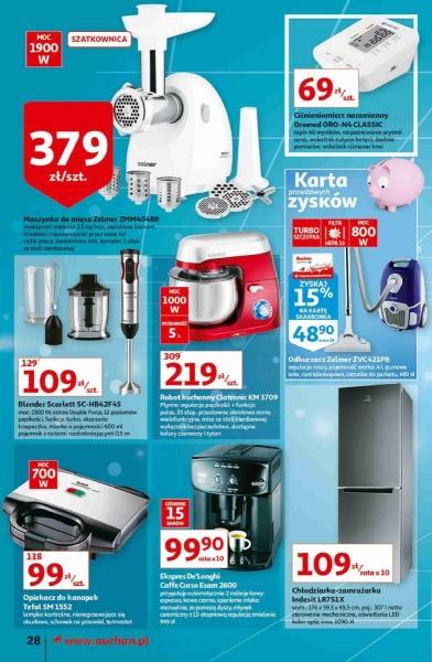 Auchan gazetka promocyjna od 2020-09-25, strona 28