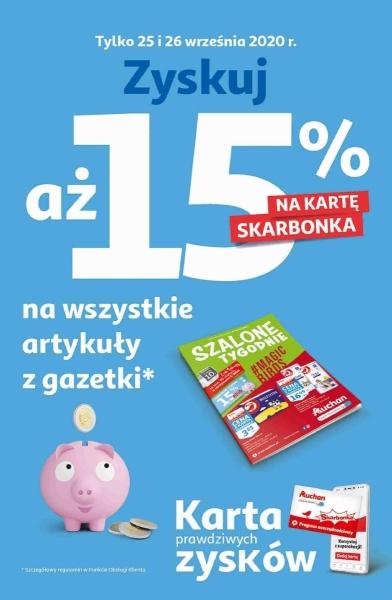 Auchan gazetka promocyjna od 2020-09-25, strona 3