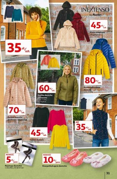 Auchan gazetka promocyjna od 2020-09-25, strona 31