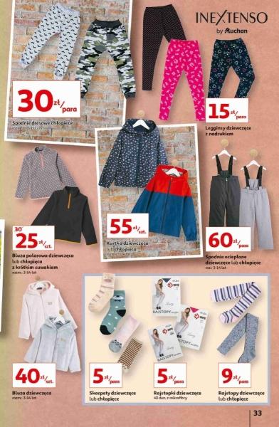 Auchan gazetka promocyjna od 2020-09-25, strona 33