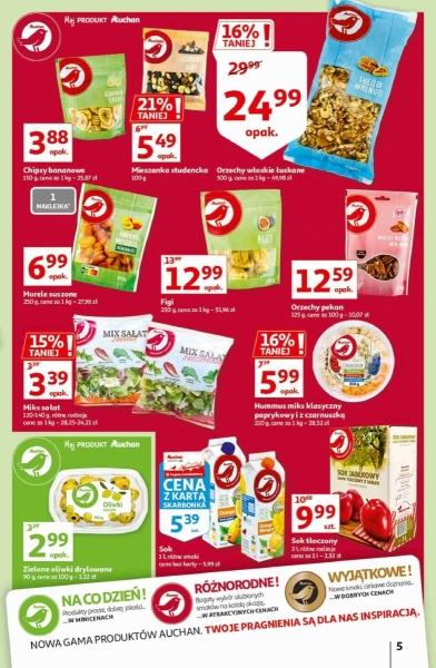Auchan gazetka promocyjna od 2020-09-25, strona 5