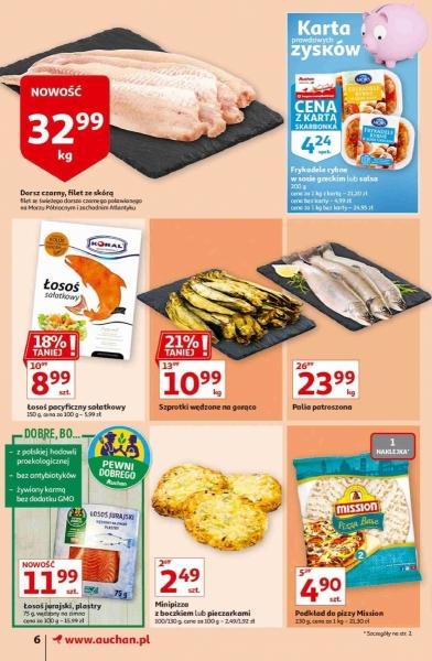 Auchan gazetka promocyjna od 2020-09-25, strona 6