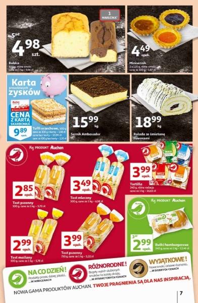 Auchan gazetka promocyjna od 2020-09-25, strona 7