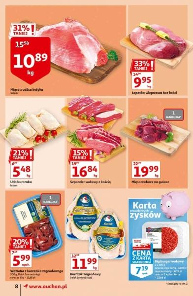 Auchan gazetka promocyjna od 2020-09-25, strona 8