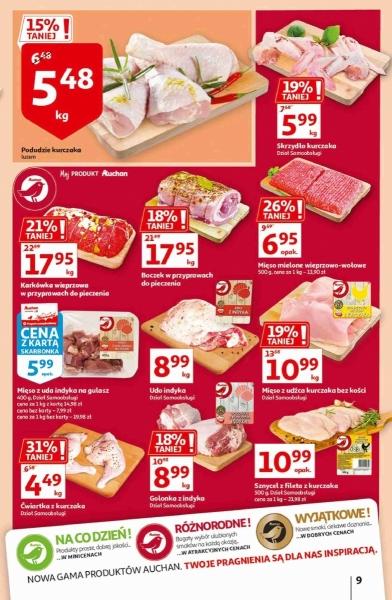 Auchan gazetka promocyjna od 2020-09-25, strona 9