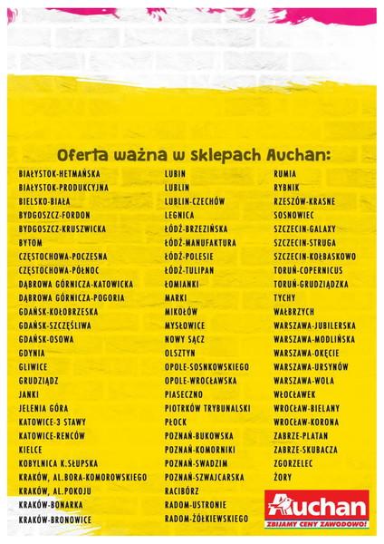 Auchan gazetka promocyjna od 2017-03-17, strona 10