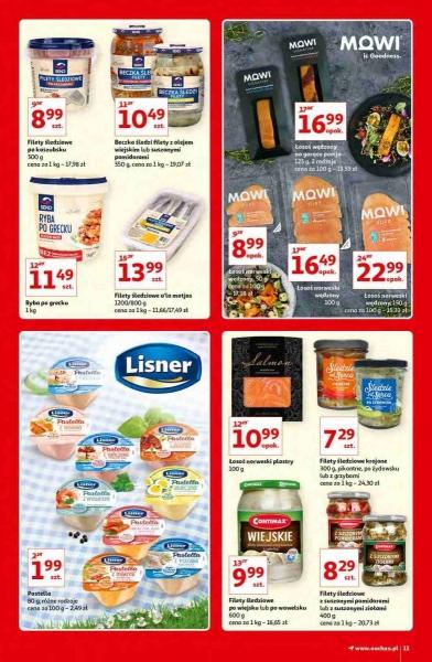 Auchan gazetka promocyjna od 2020-10-15, strona 11