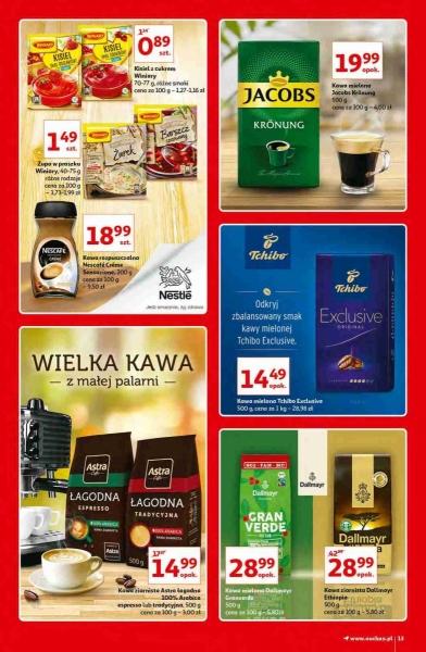 Auchan gazetka promocyjna od 2020-10-15, strona 13