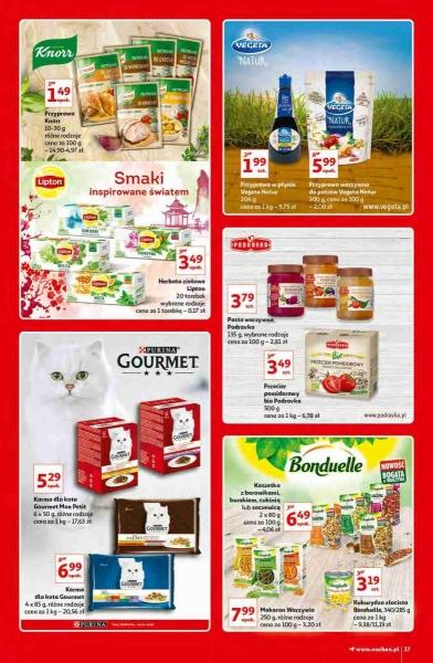 Auchan gazetka promocyjna od 2020-10-15, strona 17