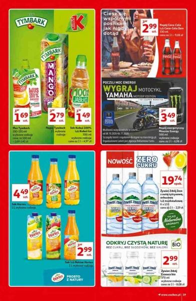 Auchan gazetka promocyjna od 2020-10-15, strona 19