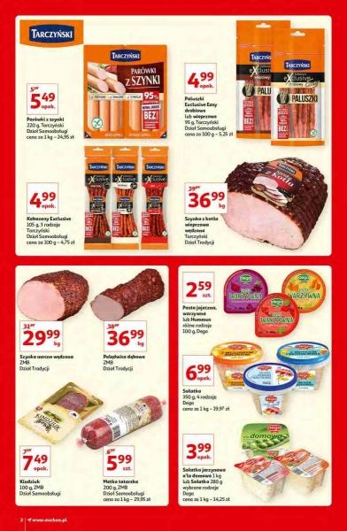 Auchan gazetka promocyjna od 2020-10-15, strona 2