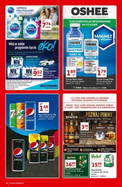 Auchan gazetka promocyjna od 2020-10-15, strona 20