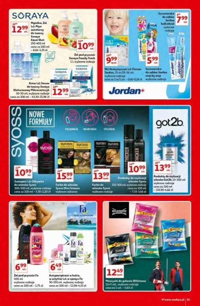 Auchan gazetka promocyjna od 2020-10-15, strona 23