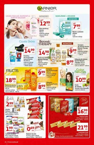 Auchan gazetka promocyjna od 2020-10-15, strona 24