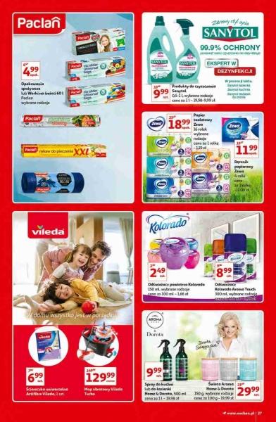 Auchan gazetka promocyjna od 2020-10-15, strona 27