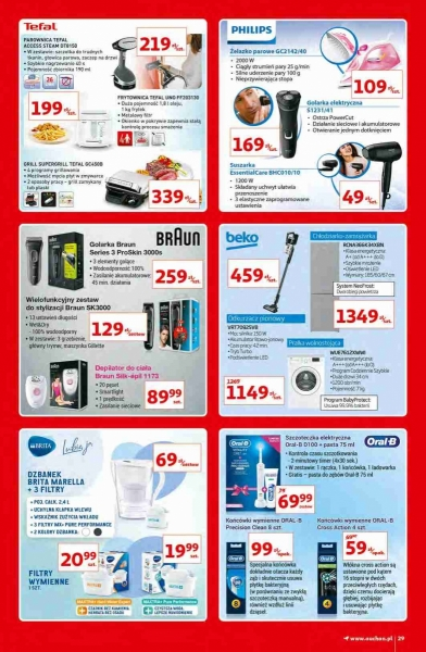 Auchan gazetka promocyjna od 2020-10-15, strona 29