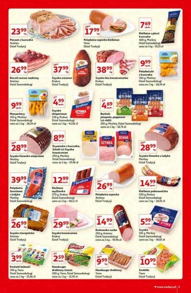 Auchan gazetka promocyjna od 2020-10-15, strona 3