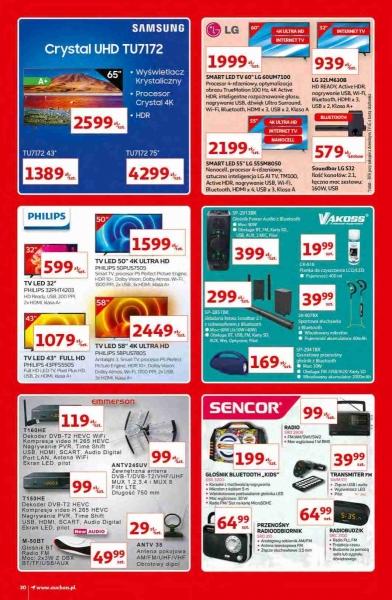 Auchan gazetka promocyjna od 2020-10-15, strona 30