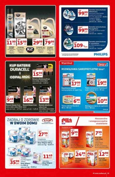 Auchan gazetka promocyjna od 2020-10-15, strona 33