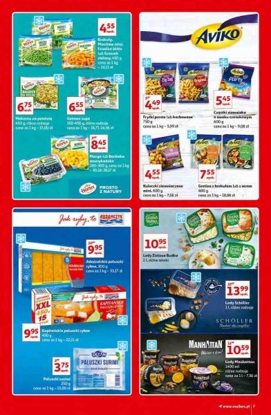 Auchan gazetka promocyjna od 2020-10-15, strona 7
