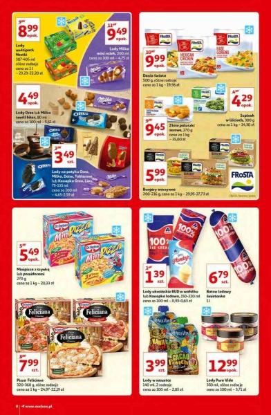 Auchan gazetka promocyjna od 2020-10-15, strona 8