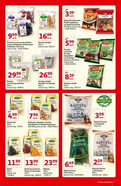 Auchan gazetka promocyjna od 2020-10-15, strona 9