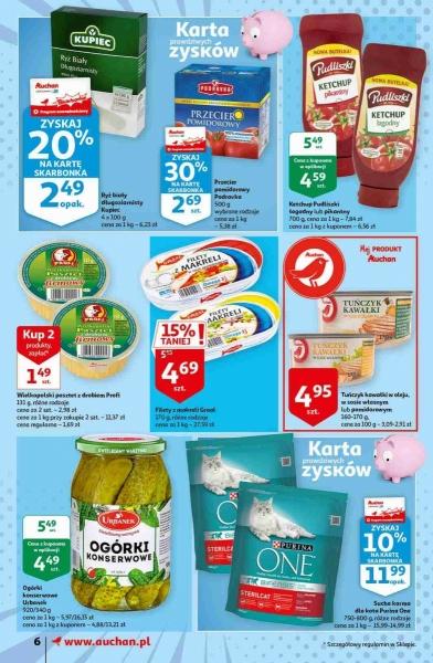 Auchan gazetka promocyjna od 2020-10-15, strona 6
