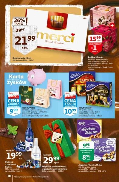 Auchan gazetka promocyjna od 2020-10-22, strona 10