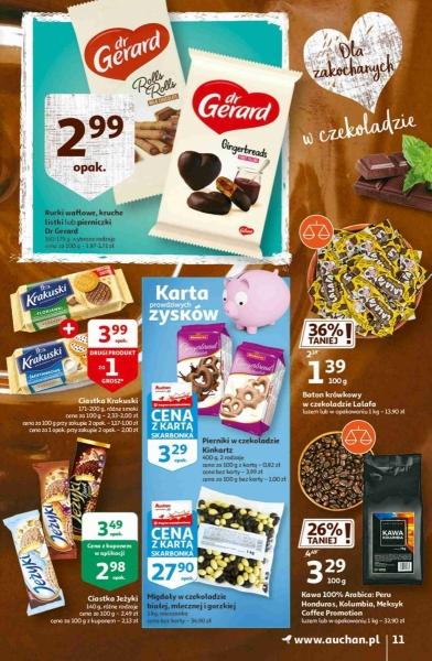 Auchan gazetka promocyjna od 2020-10-22, strona 11