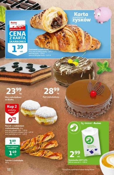 Auchan gazetka promocyjna od 2020-10-22, strona 12