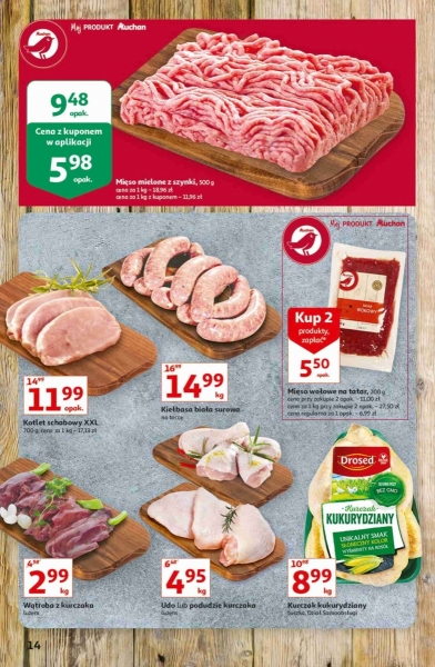 Auchan gazetka promocyjna od 2020-10-22, strona 14