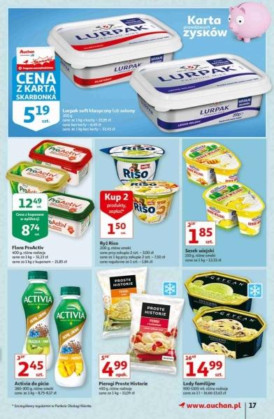 Auchan gazetka promocyjna od 2020-10-22, strona 17