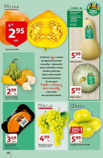 Auchan gazetka promocyjna od 2020-10-22, strona 18