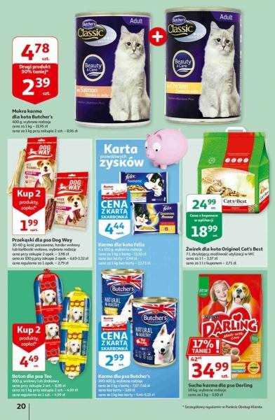 Auchan gazetka promocyjna od 2020-10-22, strona 20