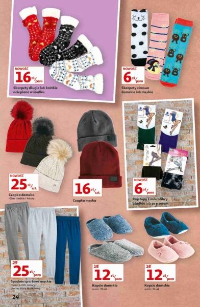Auchan gazetka promocyjna od 2020-10-22, strona 24