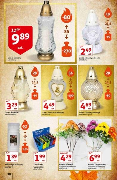 Auchan gazetka promocyjna od 2020-10-22, strona 30