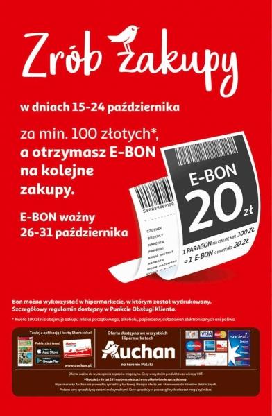 Auchan gazetka promocyjna od 2020-10-22, strona 32