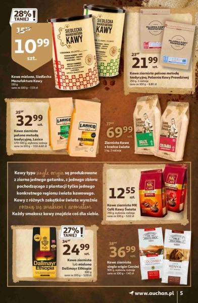 Auchan gazetka promocyjna od 2020-10-22, strona 5