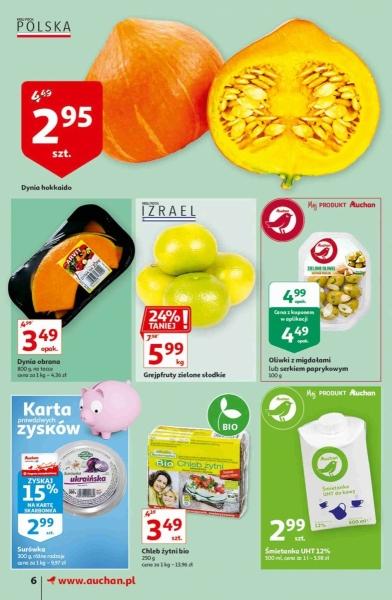 Auchan gazetka promocyjna od 2020-10-22, strona 6