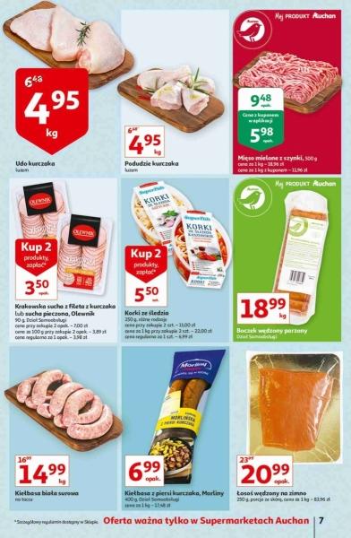 Auchan gazetka promocyjna od 2020-10-22, strona 7