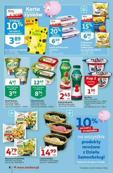 Auchan gazetka promocyjna od 2020-10-22, strona 8