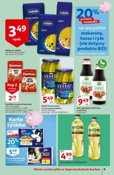 Auchan gazetka promocyjna od 2020-10-22, strona 9