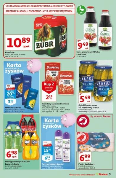 Auchan gazetka promocyjna od 2020-10-22, strona 3