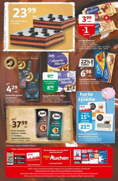 Auchan gazetka promocyjna od 2020-10-22, strona 4