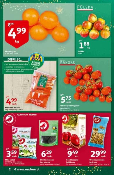 Auchan gazetka promocyjna od 2020-11-19, strona 2