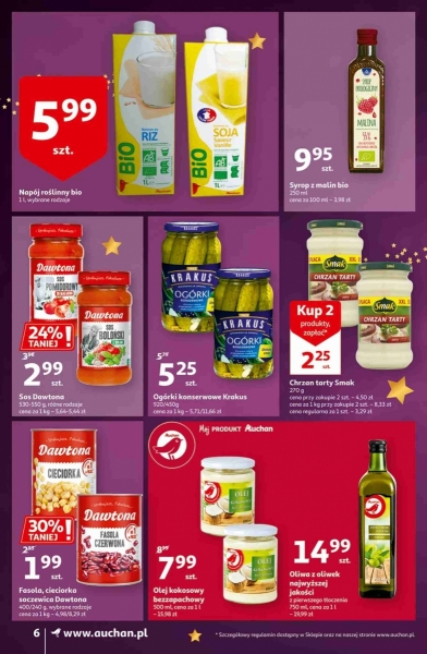 Auchan gazetka promocyjna od 2020-11-19, strona 6